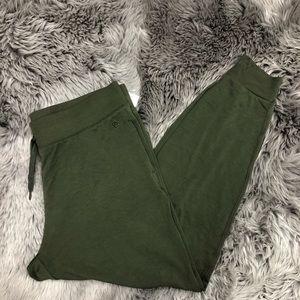 Tuff Athletics   Women's Lounge Pants   Green